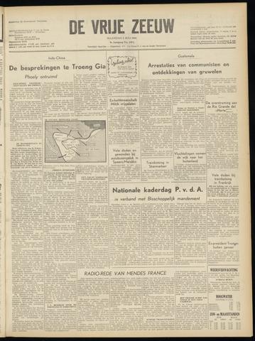 de Vrije Zeeuw 1954-07-05