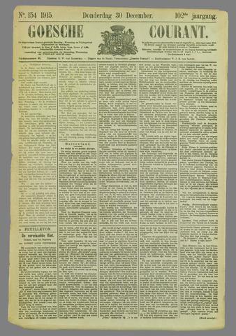 Goessche Courant 1915-12-30