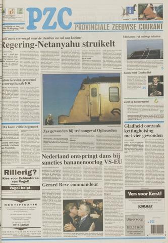 Provinciale Zeeuwse Courant 1998-12-22