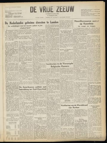 de Vrije Zeeuw 1950-07-15