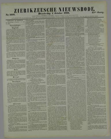 Zierikzeesche Nieuwsbode 1888-10-04