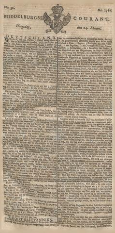 Middelburgsche Courant 1780-03-14