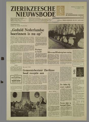 Zierikzeesche Nieuwsbode 1975-02-11