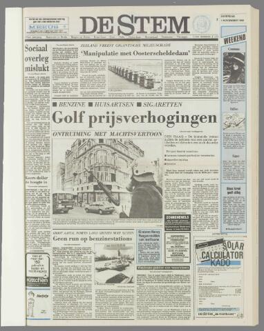 de Stem 1986-11-01