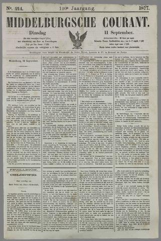 Middelburgsche Courant 1877-09-11