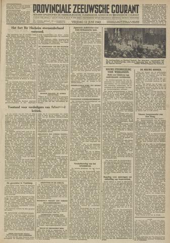 Provinciale Zeeuwse Courant 1942-06-12