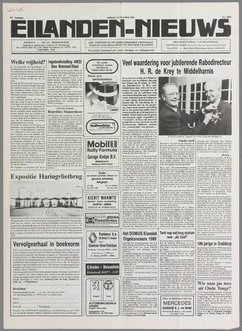 Eilanden-nieuws. Christelijk streekblad op gereformeerde grondslag 1989-10-13