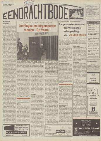 Eendrachtbode (1945-heden)/Mededeelingenblad voor het eiland Tholen (1944/45) 1979-10-18