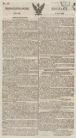 Middelburgsche Courant 1829-05-09