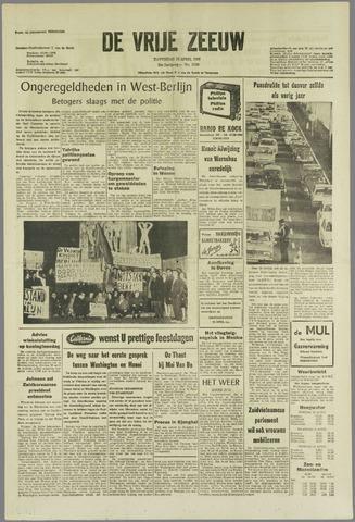 de Vrije Zeeuw 1968-04-13