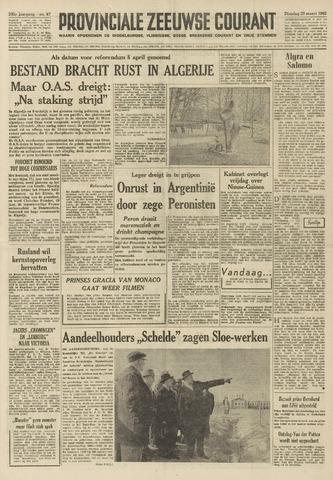 Provinciale Zeeuwse Courant 1962-03-20