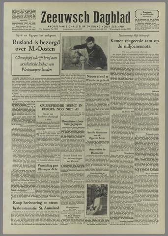 Zeeuwsch Dagblad 1957-10-16