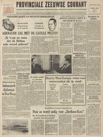 Provinciale Zeeuwse Courant 1963-02-08