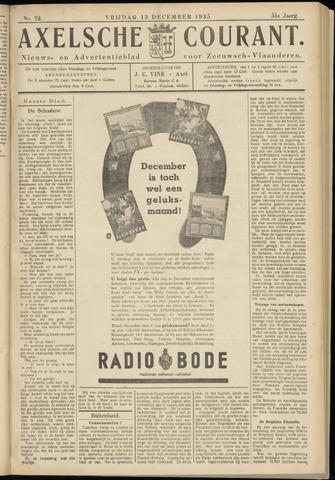 Axelsche Courant 1935-12-13