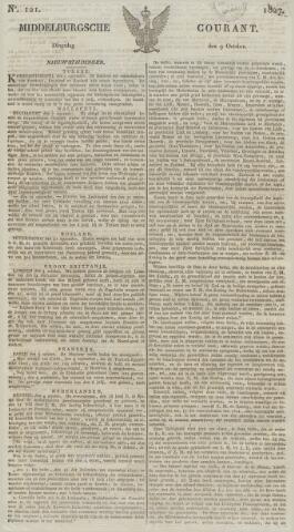 Middelburgsche Courant 1827-10-09