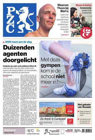 Provinciale Zeeuwse Courant 2016-05-13