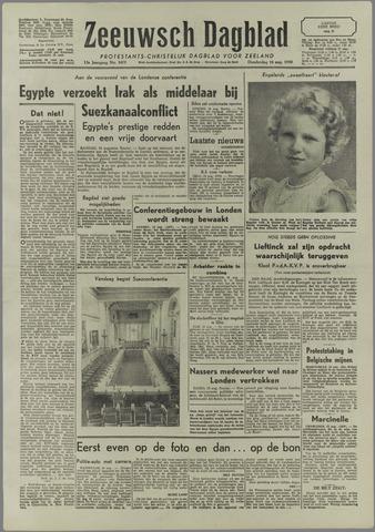 Zeeuwsch Dagblad 1956-08-16