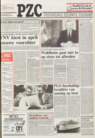 Provinciale Zeeuwse Courant 1988-02-16