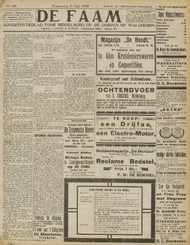 de Faam en de Faam/de Vlissinger 1923-06-06