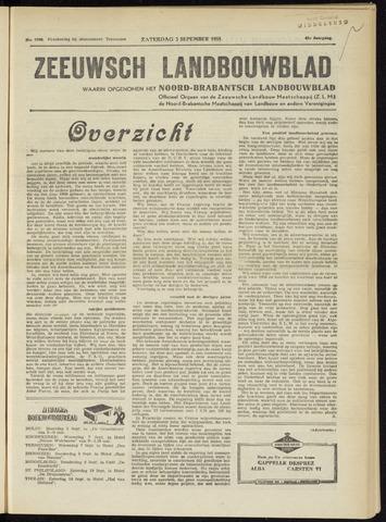 Zeeuwsch landbouwblad ... ZLM land- en tuinbouwblad 1955-09-03