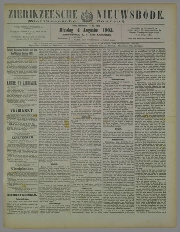 Zierikzeesche Nieuwsbode 1903-08-04