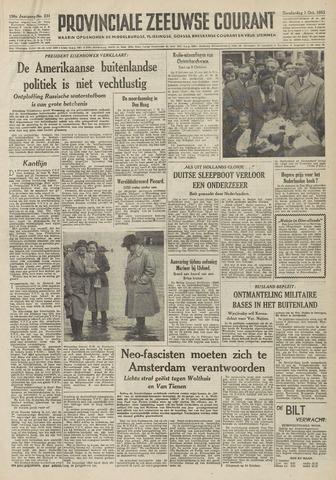 Provinciale Zeeuwse Courant 1953-10-01