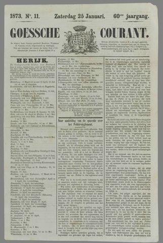 Goessche Courant 1873-01-25