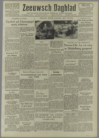 Zeeuwsch Dagblad 1957-09-02