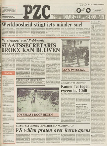 Provinciale Zeeuwse Courant 1981-03-11