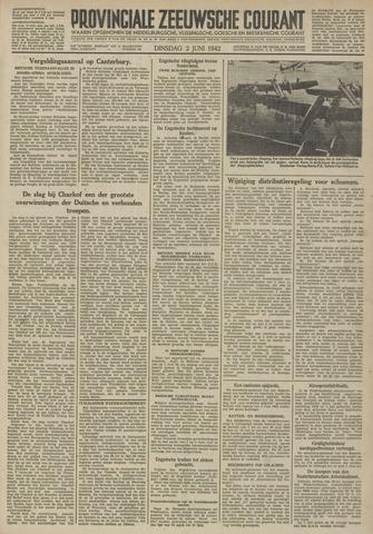Provinciale Zeeuwse Courant 1942-06-02