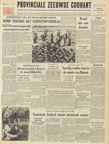 Provinciale Zeeuwse Courant 1963-08-20