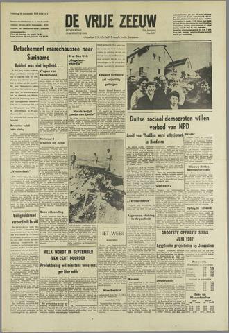 de Vrije Zeeuw 1969-08-28