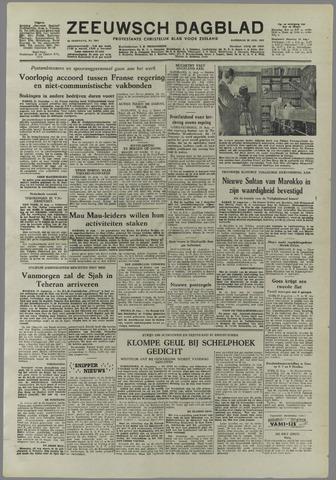 Zeeuwsch Dagblad 1953-08-22