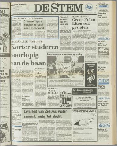 de Stem 1980-11-27