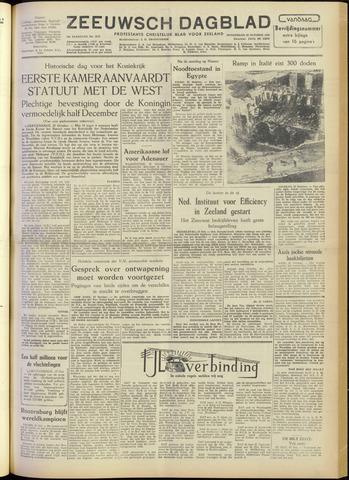 Zeeuwsch Dagblad 1954-10-28