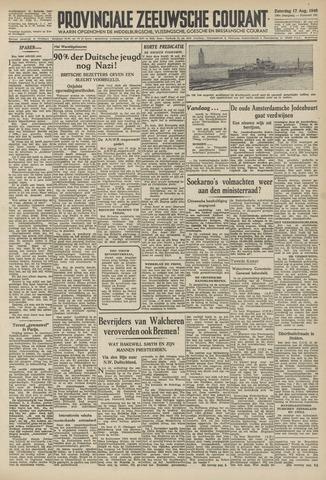 Provinciale Zeeuwse Courant 1946-08-17