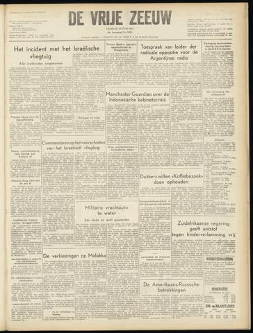 de Vrije Zeeuw 1955-07-29