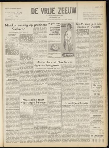 de Vrije Zeeuw 1957-12-02