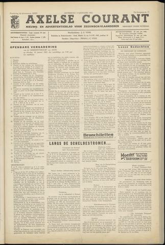 Axelsche Courant 1962-01-13