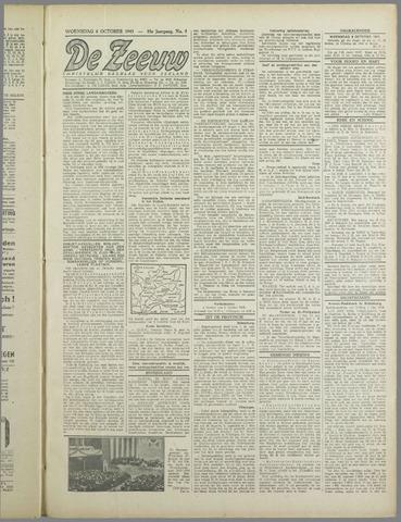 De Zeeuw. Christelijk-historisch nieuwsblad voor Zeeland 1943-10-06