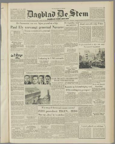 de Stem 1954-06-05
