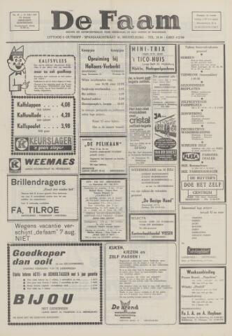 de Faam en de Faam/de Vlissinger 1969-07-24