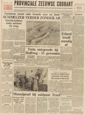 Provinciale Zeeuwse Courant 1966-11-03