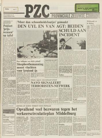 Provinciale Zeeuwse Courant 1976-02-06
