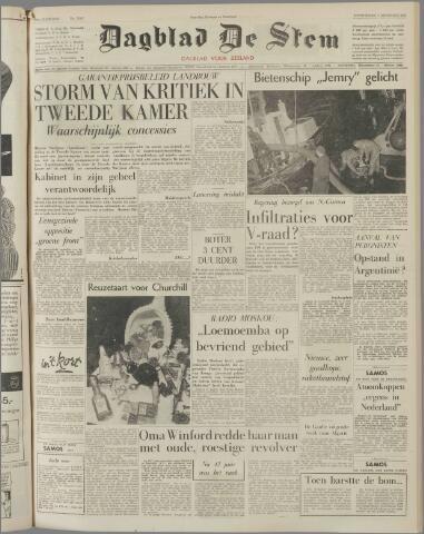 de Stem 1960-12-01