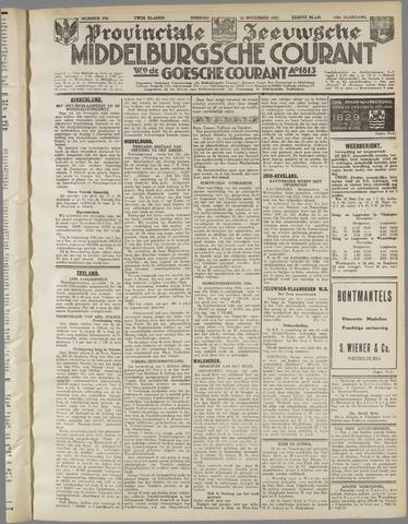 Middelburgsche Courant 1937-11-16
