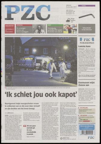 Provinciale Zeeuwse Courant 2013-11-08