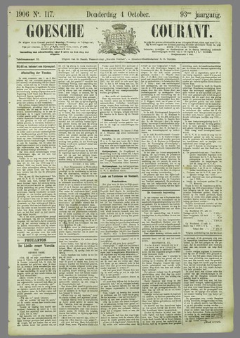 Goessche Courant 1906-10-04