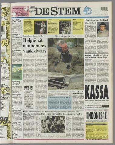 de Stem 1995-01-12