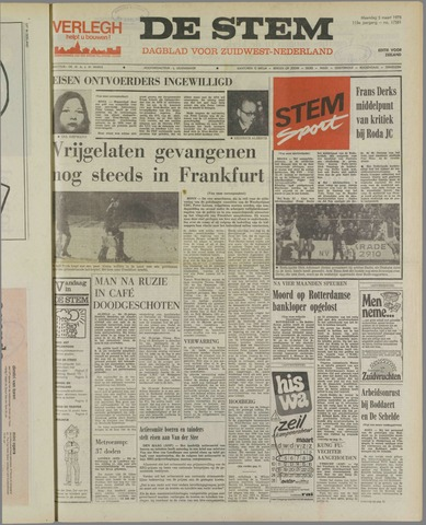 de Vrije Zeeuw 1975-03-03